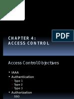 CISSP - 4 Access Control