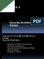 CISSP - 6 Security Architecture & Design.pptx