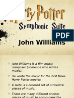 Harry Potter Symphony Suite