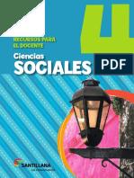 Ciencias Sociales 4 en Movimiento