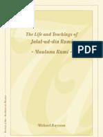 UoM – The Life and Teachings of Jalal-ud-din Rumi – Maulana Rumi