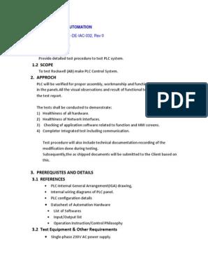 3.1 Fat Doent Bsl Tata Olp Plc System | Programmable ... Olp B Wiring Diagram on