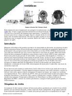 Máquinas Eletrostáticas