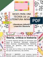 Bases Para Una Teoría de La Literatura Infantil 1 (2)