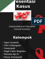 Ipe Presentasi Hiv