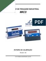 Mic3 - Roteiro de Calibração - r1.00