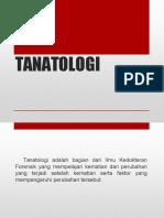 Thanatologi