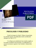 11 PSICOLOGÍA PUBLICITARIA