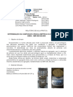 Nbr Nm 248-2003 Granulometria Ensaio