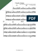 Canção Amiga F#m - ARRANJO - Vocais II