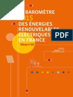 Observ ER Barometre Electrique 2015 Integral