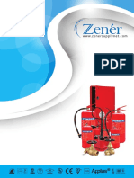 Zener - Fire Fighting Brochure