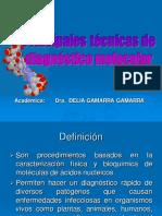 Clase 3 Microbiologia Tecnicas de Diagnostico de Biologia Molecular 2016 II