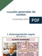 Modelos Generales de Cambio Coaching