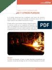 Velas y Otros Fuegos Fotografía