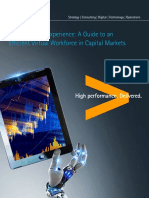 Accenture Robotics Process Automation Capital Markets