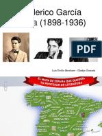 Federico García Lorca LUIS
