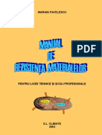 Manual de Rezistenta Materialelor