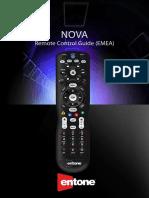 Nova Remote Control Guide (EMEA) v0.4
