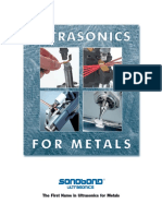Ultrasonics for Metals
