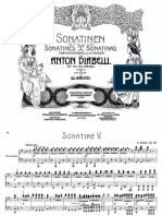 Diabelli - Sonatina 4 manos - Op.60.pdf