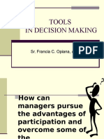 Tools Group Decision Making-1