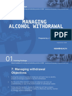 MANAGING ALCOHOL WITHDRAWAL.ppt