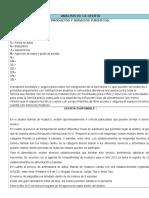 Ficha Oferta y Observaciones