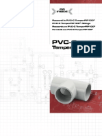 2 PVC C Fittings