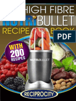 The High Fibre NutriBullet Recipe