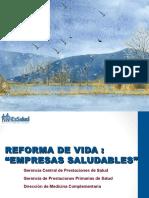 REFORMA DE VIDA.  MACROREGONALESppt.ppt