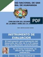 Test Abreviado Peruano