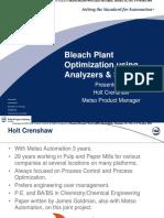 Crenshaw-2014ISA Metso Bleach Plant Opt