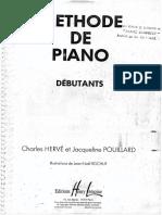 Hervé et Pouilleard - Método para debutantes