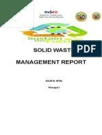 SWM Report