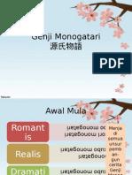 Genji Monogatari ppt