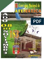 Bases de Matematica VIII