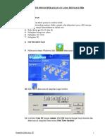 Prosedur Pengoperasian Instrumen GC-2010