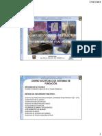 Diseño Geotecnico y Estructural de Sistemas de Fundacion