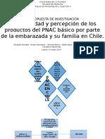 Aceptabilidad y Percepción de Los Productos Del PNACC FINAL