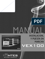 Vex100 Inst p Marcha