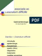 Diarréia associada ao Cd