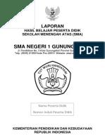 Blanko Raport SMA