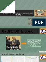 Ejemplos de Empresas Inmobiliarias Huaraz-diaz Sanchez Lizet