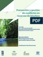 Prevención Conflictos Reservas de Biosfera