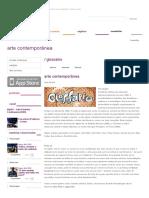 Arte Contemporânea – Itaú Cultural