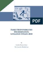Family Responsibilities Discrimination