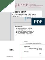 Monografia Del Bbva