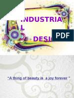 Presentation on Industrial Design Resigrtation
