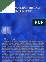 Infeksi Pneumonia